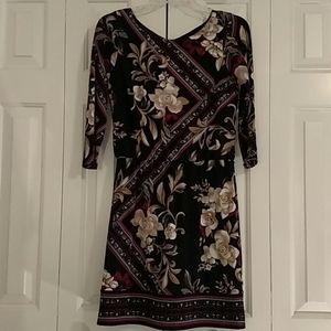 White House Black Market Swing Dress Sz.xxs